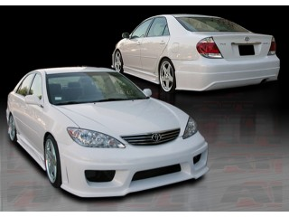 GL Style Complete Bodykit For Toyota Camery 2002-2006
