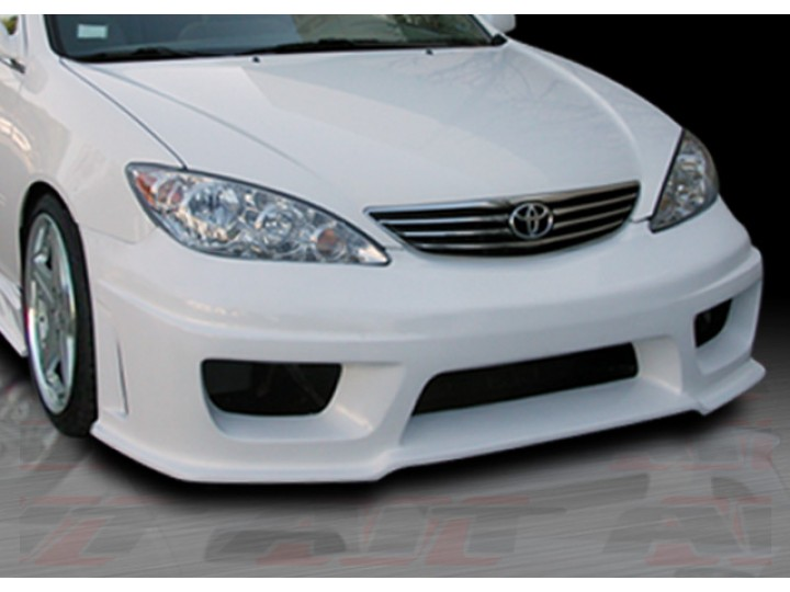 wondrous series front bumper cover for toyota camry 2002 2006. Black Bedroom Furniture Sets. Home Design Ideas