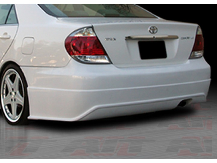 wondrous series rear bumper cover for toyota camry 2002 2006. Black Bedroom Furniture Sets. Home Design Ideas