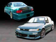 BMX Style Complete Body Kit For 1993-1997 Corolla