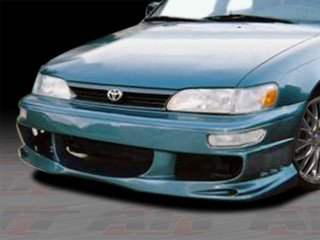 BMX Style Front Bumper Cover For Toyota Corolla 1993-1997