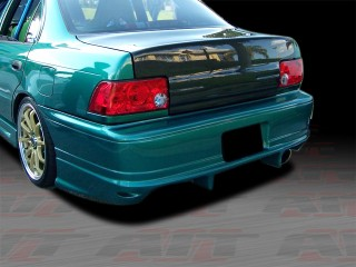 BMX Style Rear Bumper Cover For Toyota Corolla 1993-1997