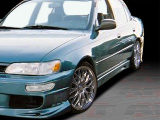 BMX Style Side Skirts For Toyota Corolla 1993-1997