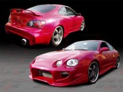 VS Style Complete Bodykit For Toyota Celica 1994-1999