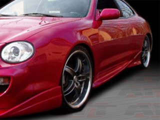 VS Style Side Skirts For Toyota Celica 1994-1999
