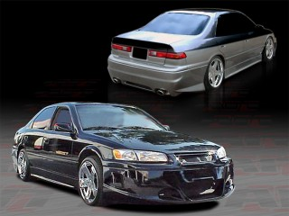 EVO2 Style Complete Bodykit For Toyota Camery 1997-2001
