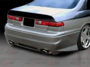 EVO2 Style Rear Bumper Cover For Toyota Camry 1997-2001