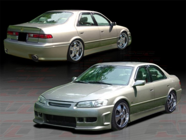 Rev Style Complete Bodykit For Toyota Camery 1997 2001