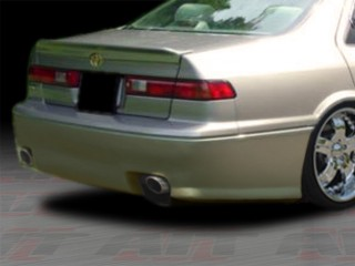 REV Style Rear Bumper Cover For Toyota Camry 1997-2001