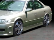 REV Style Side Skirts For Toyota Camry 1997-2001
