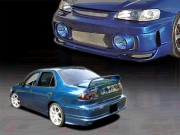 EVO Style Complete Body Kit For 1998-2000 Corolla