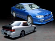 VIR Style Complete Bodykit For Toyota Camery 1992-1996