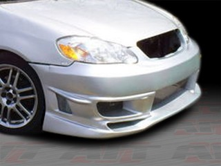 VIR Style Front Bumper Cover For 2003-2007 Corolla