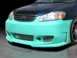 ZEN Style Front Bumper Cover For 2003-2007 Corolla