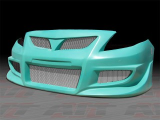 SKY Style Front Bumper Cover For Toyota Corolla 2009-2010