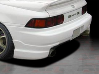 BRD Style Rear Skirts For 1991-1997 MR-2