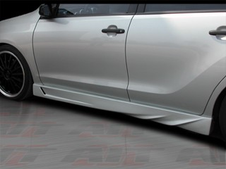 T-max Style Side Skirts For Toyota Matrix 2003-2008