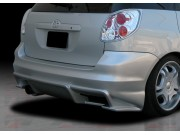 Vascious Series Rear Bumper Cover For Toyota Matrix 2003-2008