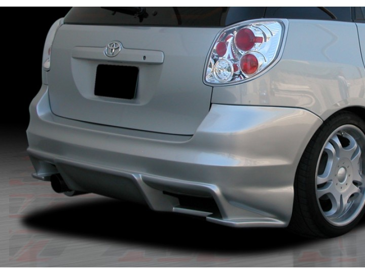 Vascious Series Rear Bumper Cover For Toyota Matrix 2003 2008