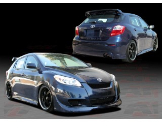 DIABLO Series Complete Bodykit For Toyota Matrix 2009-2012