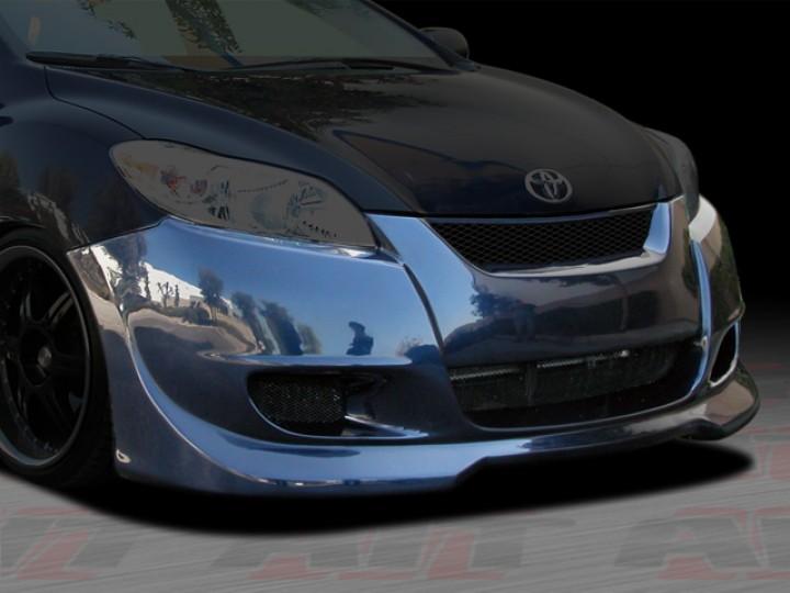Diablo Series Front Bumper Cover For Toyota Matrix 2009 2012