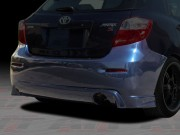 DIABLO Series Rear Bumper Cover For Toyota Matrix 2009-2012