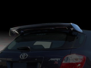 DIABLO Series Rear Spoiler For Toyota Matrix 2009-2012