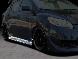 DIABLO Series Side Skirts For Toyota Matrix 2009-2012
