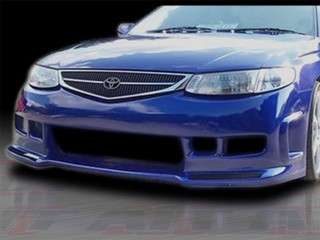 Rev Style Front Bumper Cover For Toyota Solora 1999-2001