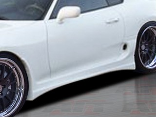 BMX Style Side Skirts For Toyota Supra 1993-1998