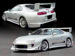 BZ Style Complete Bodykit For Toyota Supra 1993-1998