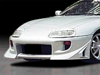 BZ Style Front Bumper Cover For Toyota Supra 1993-1998