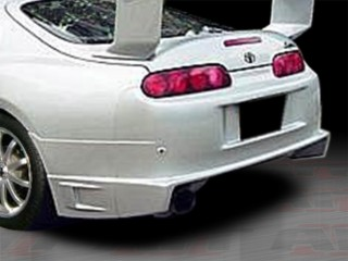 BZ Style Rear Bumper Cover For Toyota Supra 1993-1998