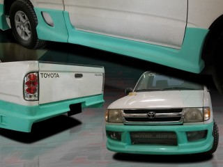 Drift Style Complete Bodykit For Toyota Tacoma 1995-2001
