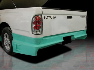 Drift Style Rear Bumper Cover For Toyota Tacoma 1995-2001