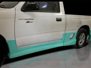 Drift Style Side Skirts For Toyota Tacoma 1995-2001