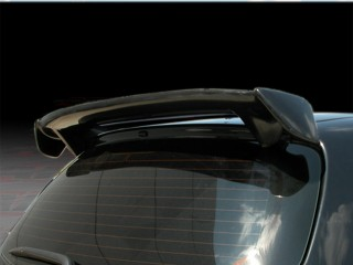 DIABLO Series Rear Spoiler For Toyota Yaris 2007-2014 3DR/5DR