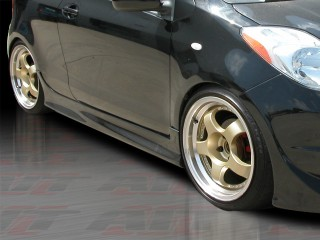 DIABLO Series Side Skirts For Toyota Yaris 2007-2011 3DR/5DR