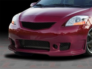 Zen Style Front Bumper Cover For 2007-2011 Yaris Sedan