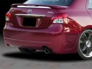 Zen Style Rear Bumper Cover For 2007-2012 Yaris Sedan