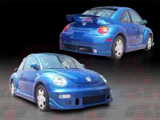 BCN-1 Style Complete Bodykit For Volkswagen New Beetle 1998-2004