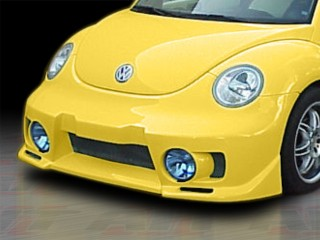 EVO Style Front Bumper Cover For Volkswagen New Beetle 1998-2004