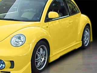 EVO Style Side Skirts For Volkswagen New Beetle 1998-2004