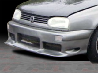 CORSA Style Front Bumper Cover For Volkswagen Golf 1993-1998