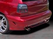 CORSA Style Rear Bumper Cover For Volkswagen Golf 1993-1998