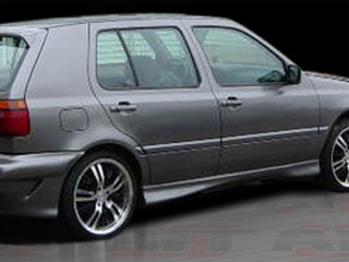 CORSA Style Side Skirts For Volkswagen Golf 1993-1998