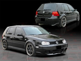 CORSA Style Complete Bodykit For Volkswagen Golf 1999-2004