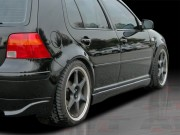 CORSA Style Side Skirts For Volkswagen Golf 1999-2004