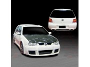 GTR Style Complete Bodykit For Volkswagen Golf 1999-2004
