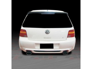 GTR Style Rear Bumper Cover For Volkswagen Golf 1999-2004